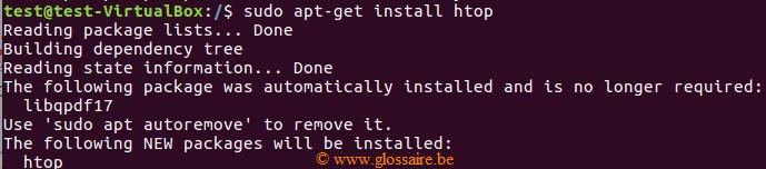 apt_get cmd Linux package